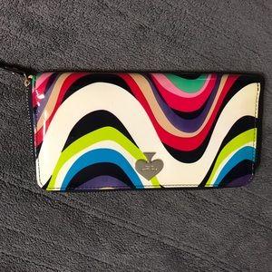 Kate Spade wallet multi color